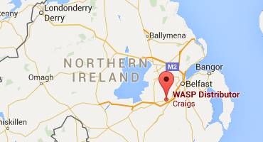 WASP Distributor for Ireland